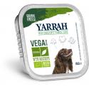 BIO Vegetarische Bröckchen mit Gemüse in Sauce