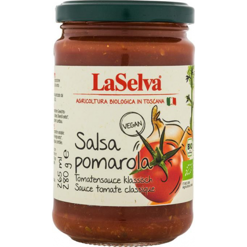 Pomarola - klassische Tomatensauce