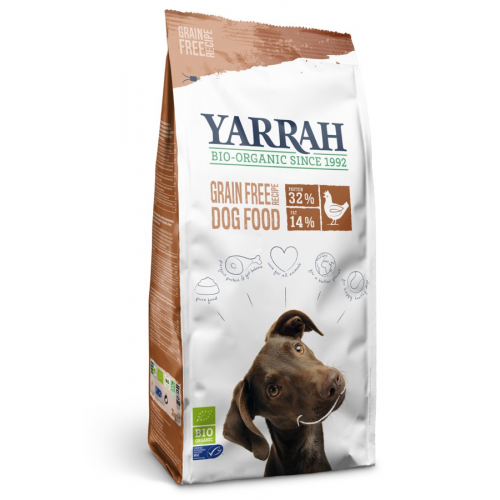 BIO Hundebrocken Huhn Grain Free 10 KG