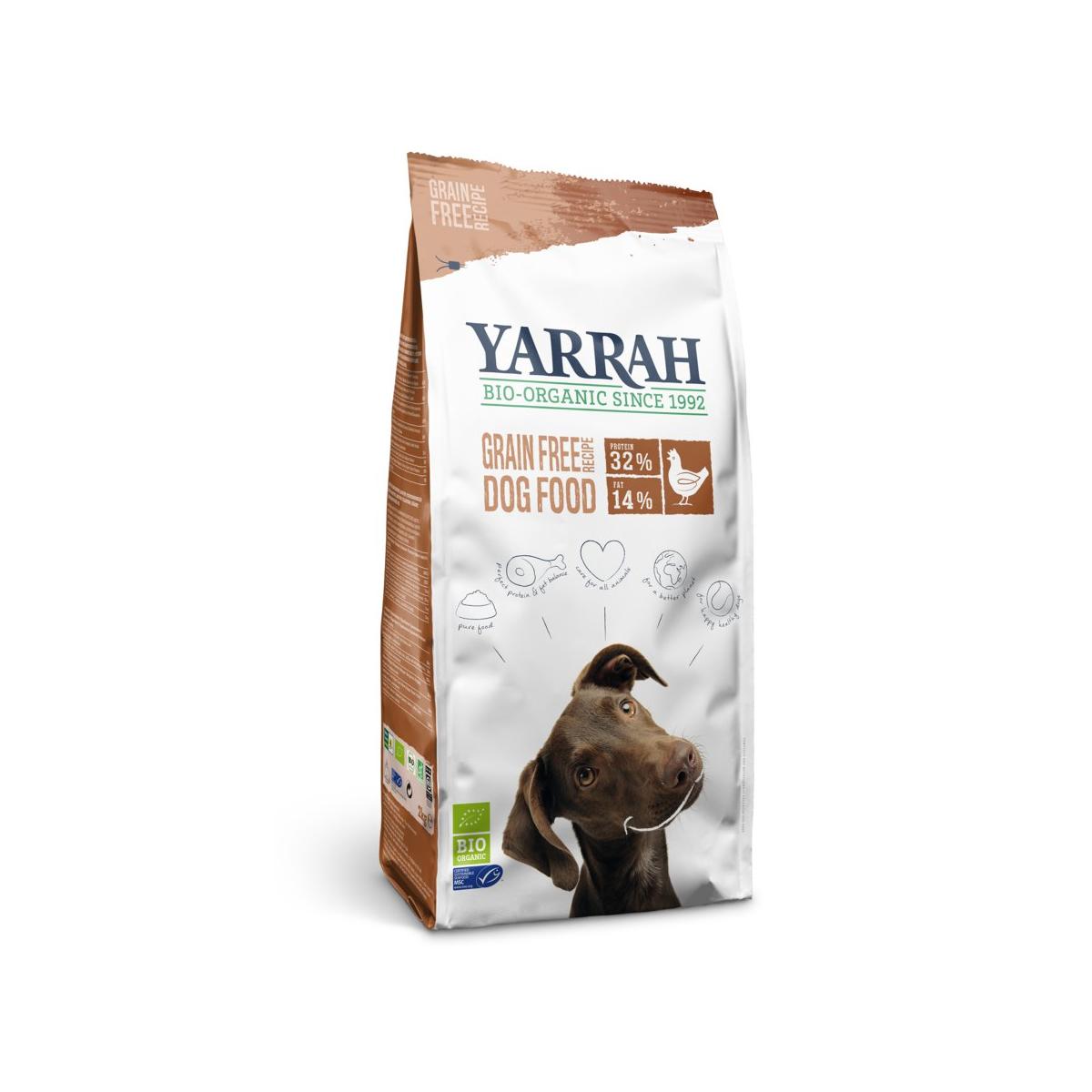BIO Hundebrocken Huhn Grain Free