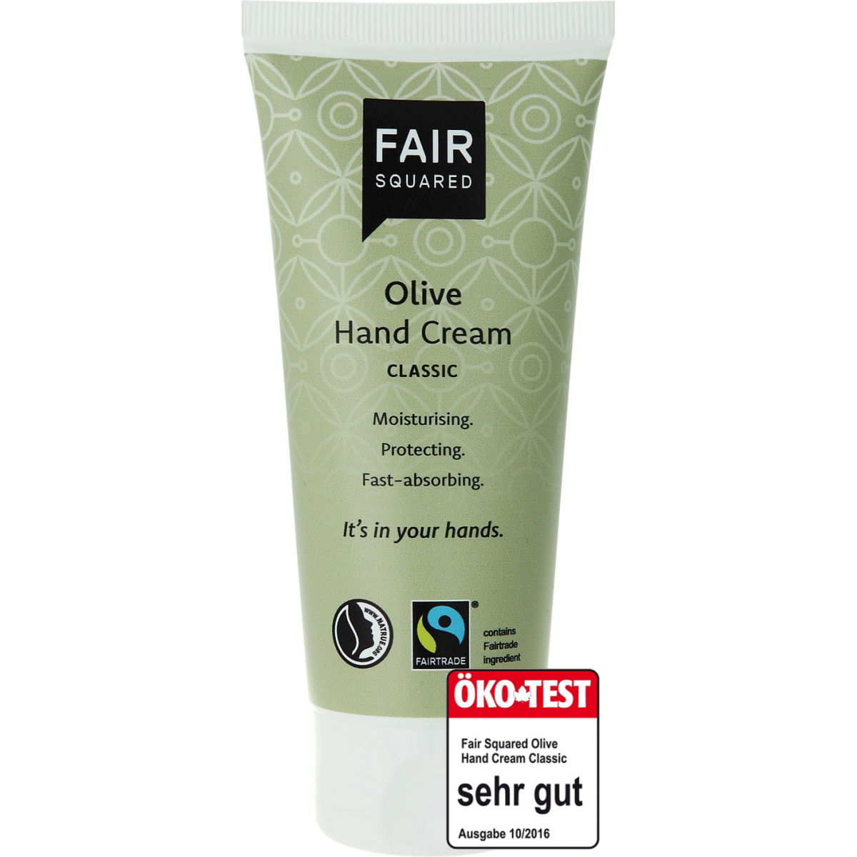 Hand Cream Classic Olive Oekotest