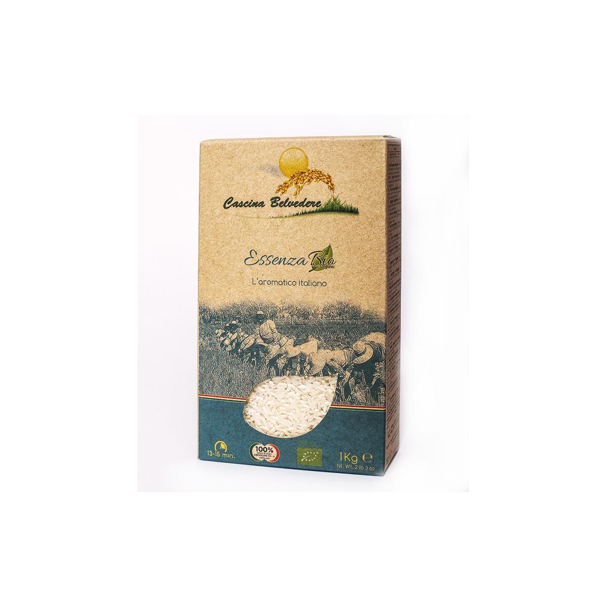 Essenza aromatischer Reis Cascina Belvedere