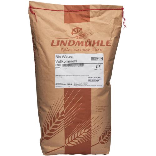 Bio Vollkornmehl Weizen 5kg