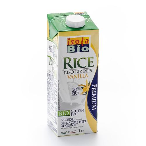 Reis Drink Vanille