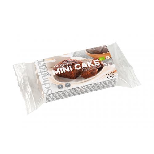 Bio Mini Cake Chocolate 1 Stk 55g