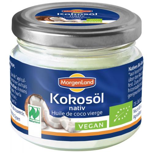Bio Kokos Öl nativ, kaltgepresst 220ml