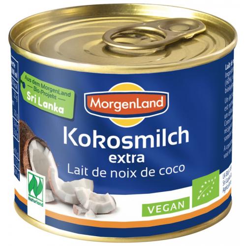 Bio Kokosmilch extra 200ml