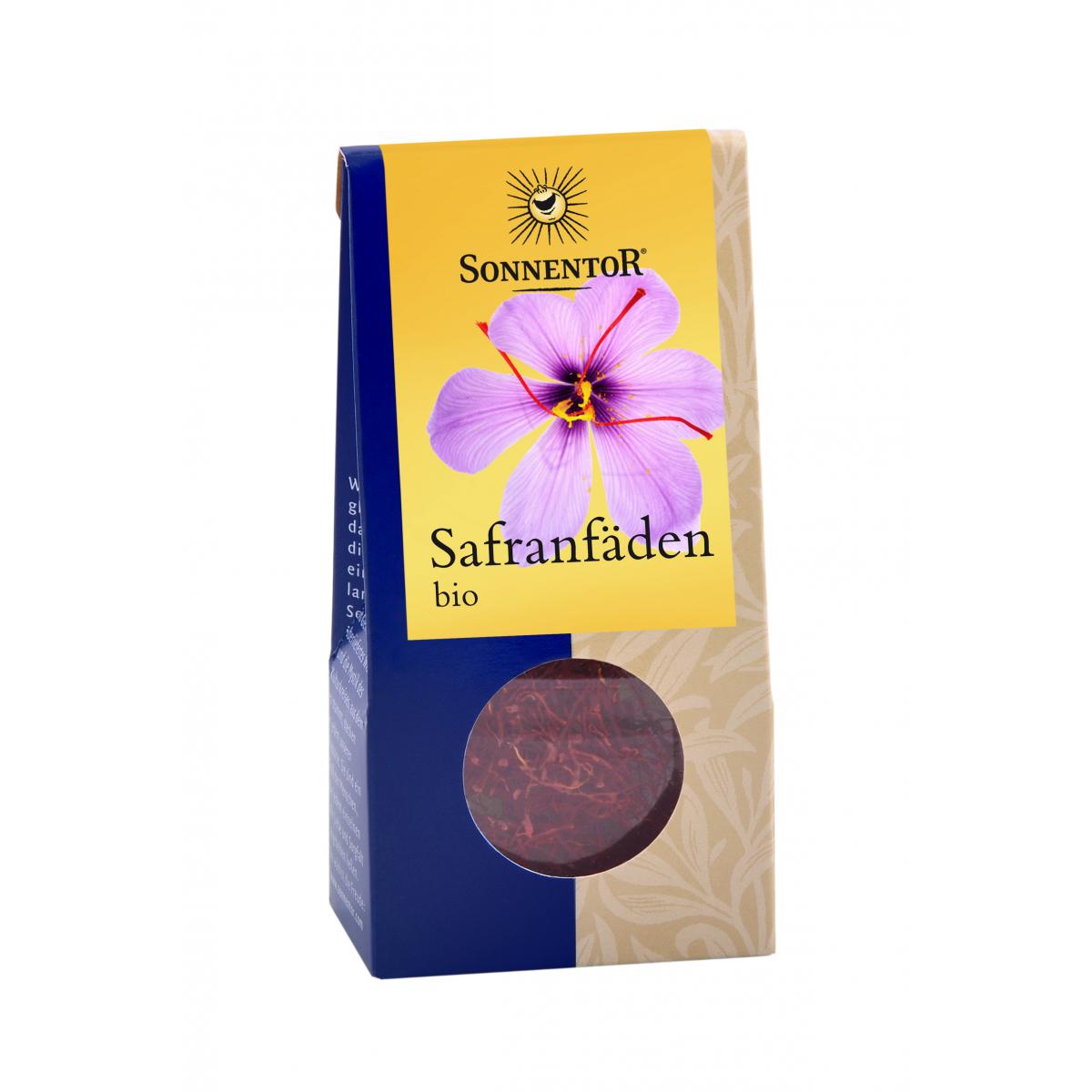 Bio Safranfäden