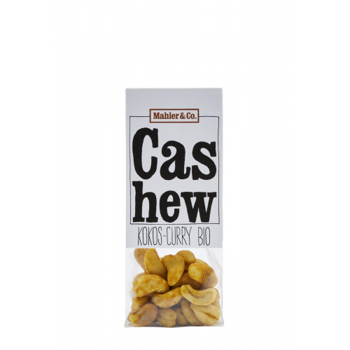 Cashews Kokos-Curry MINI 50g