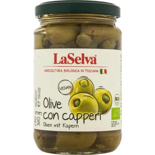 Oliven mit Kapern