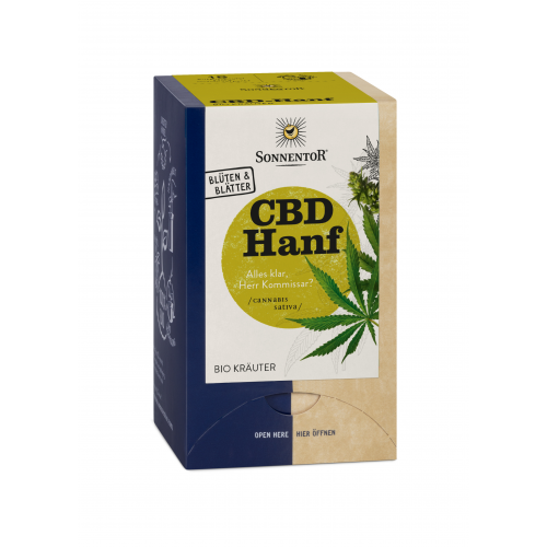 Hanf-CBD Tee