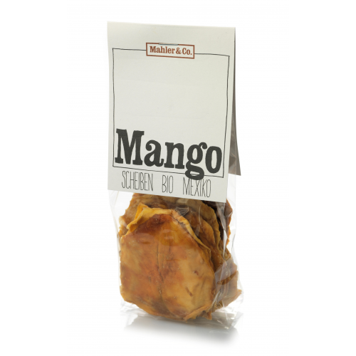 Bio Mangoscheiben Mexiko