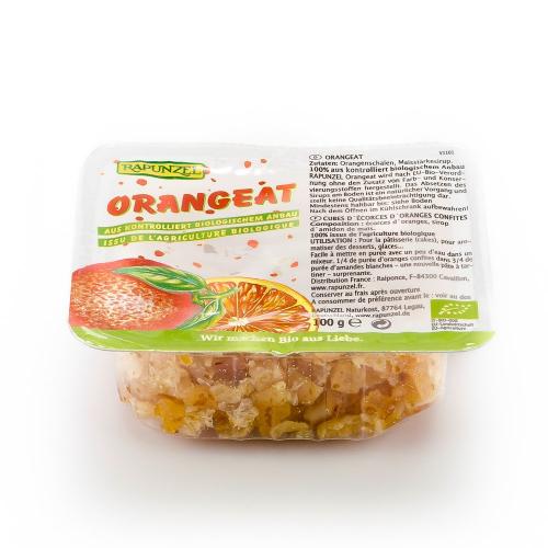 Orangeat ohne Weisszucker