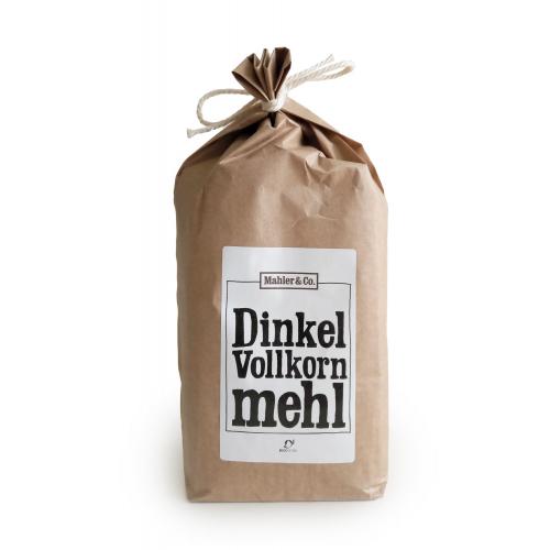 Dinkel Vollkornmehl vom Eichberg 1kg