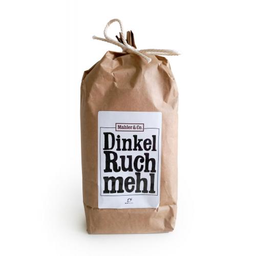 Dinkel Ruchmehl vom Eichberg 1kg