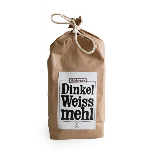 Dinkelmehl hell aus dem Aargau 1kg