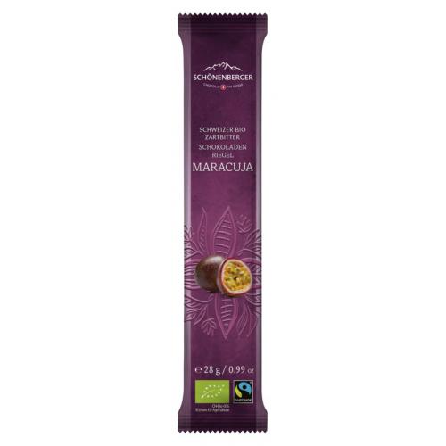 Bio Choco Riegel Maracuja