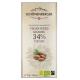 Bio Tafel Schokolade vegan Weiss Mandel, 34% Kakao