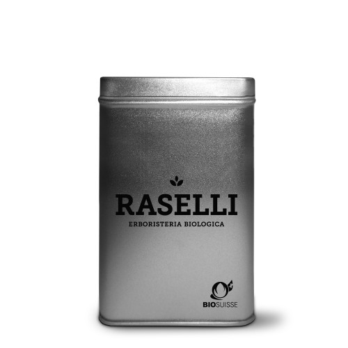 Raselli Teedose Silber