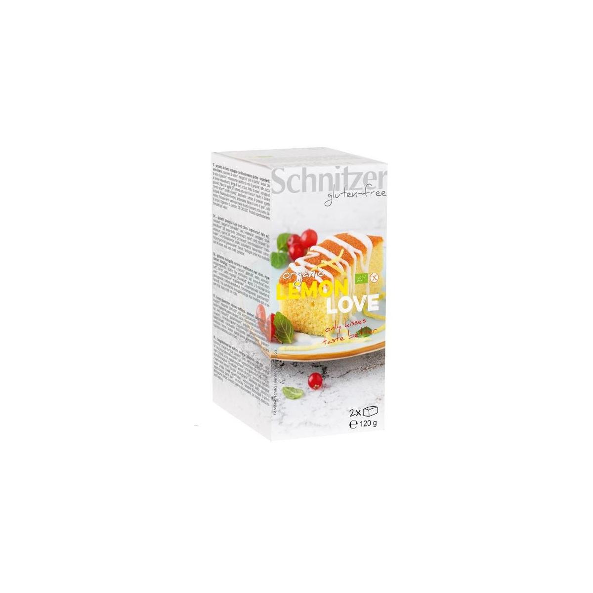 Bio Lemon Love Minicakes 2 Stk glutenfrei