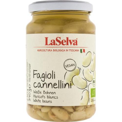 Weisse Bohnen Canellini gekocht