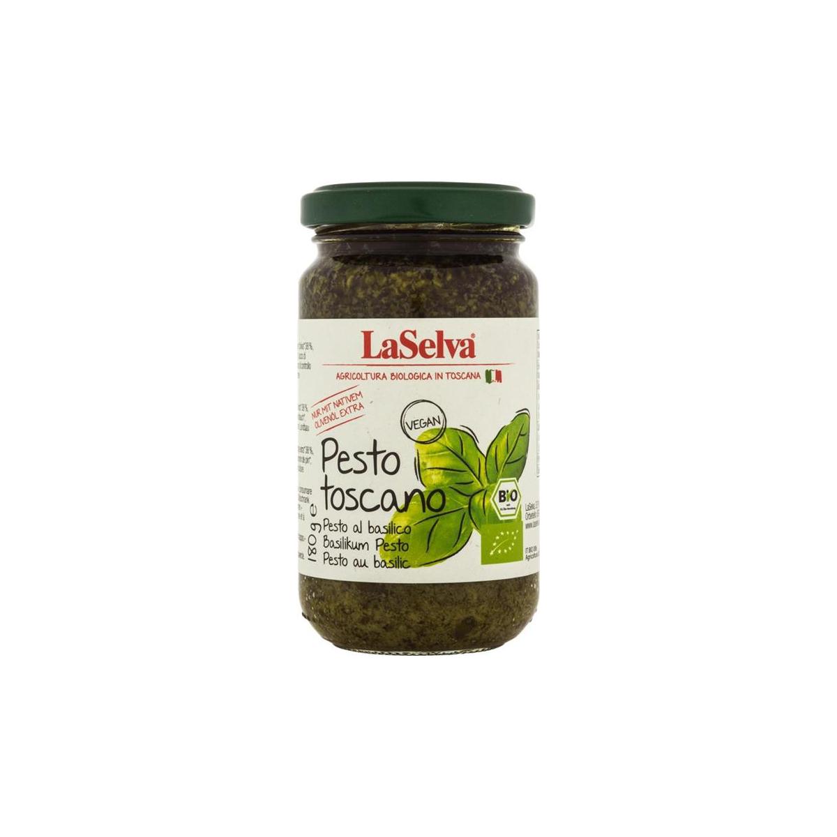 Pesto Toscano - Basilikum Pesto