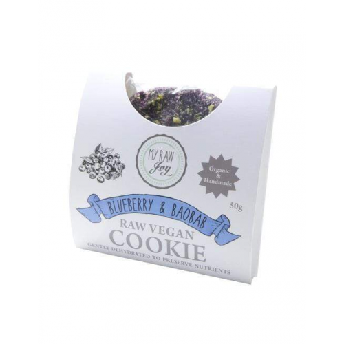 Raw Cookie Blueberry & Baobab