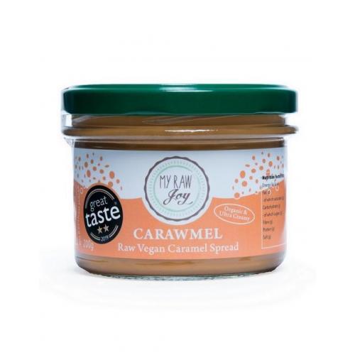 Raw Spread Carawmel