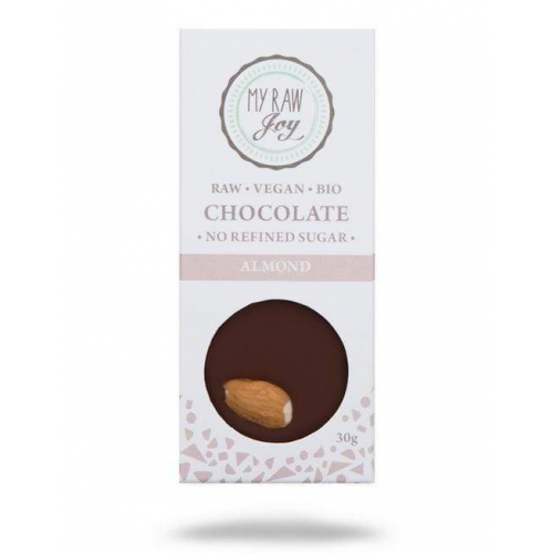 Raw Chocolate Almond 30g