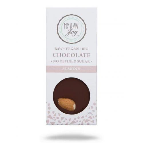 Raw Chocolate Almond 30g