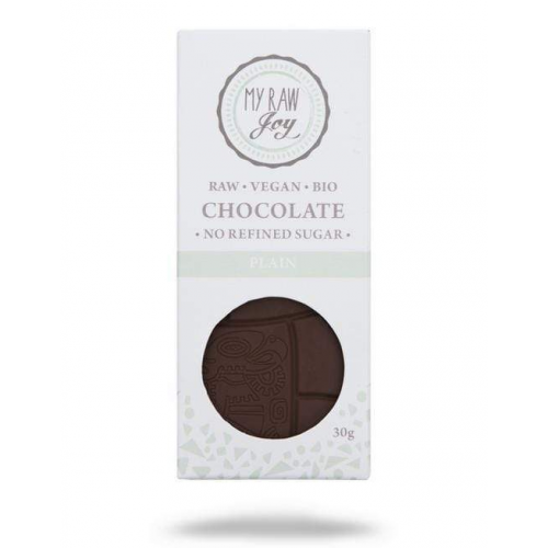 Raw Chocolate Plain 30g