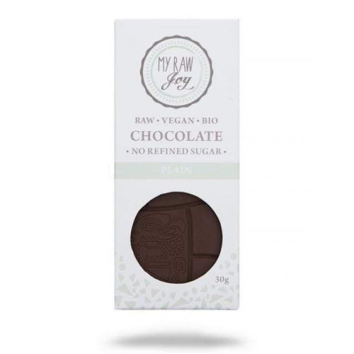 Raw Chocolate Plain 30g