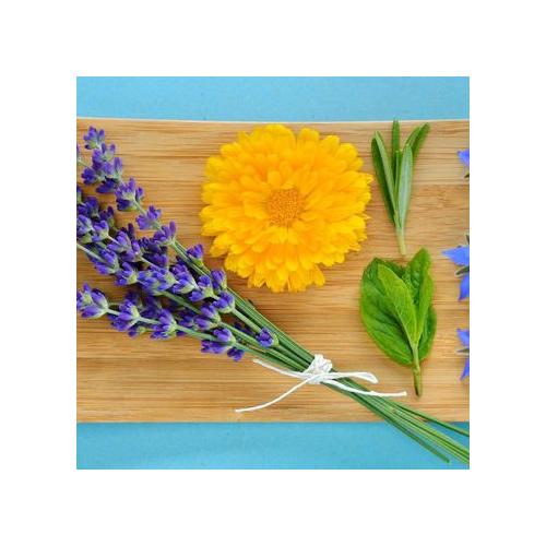 Blumenmischung, Essbare Blumen einjährig