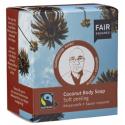 Körperseife Coconut Soft Peeling
