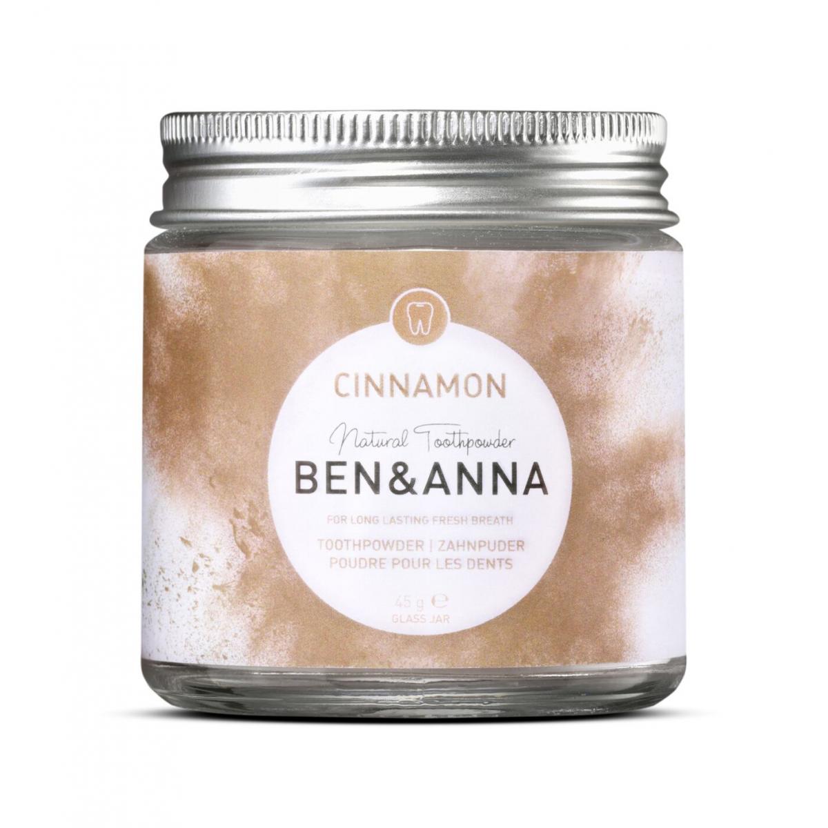 Zahnpulver Toothpowder Cinnamon 45 g