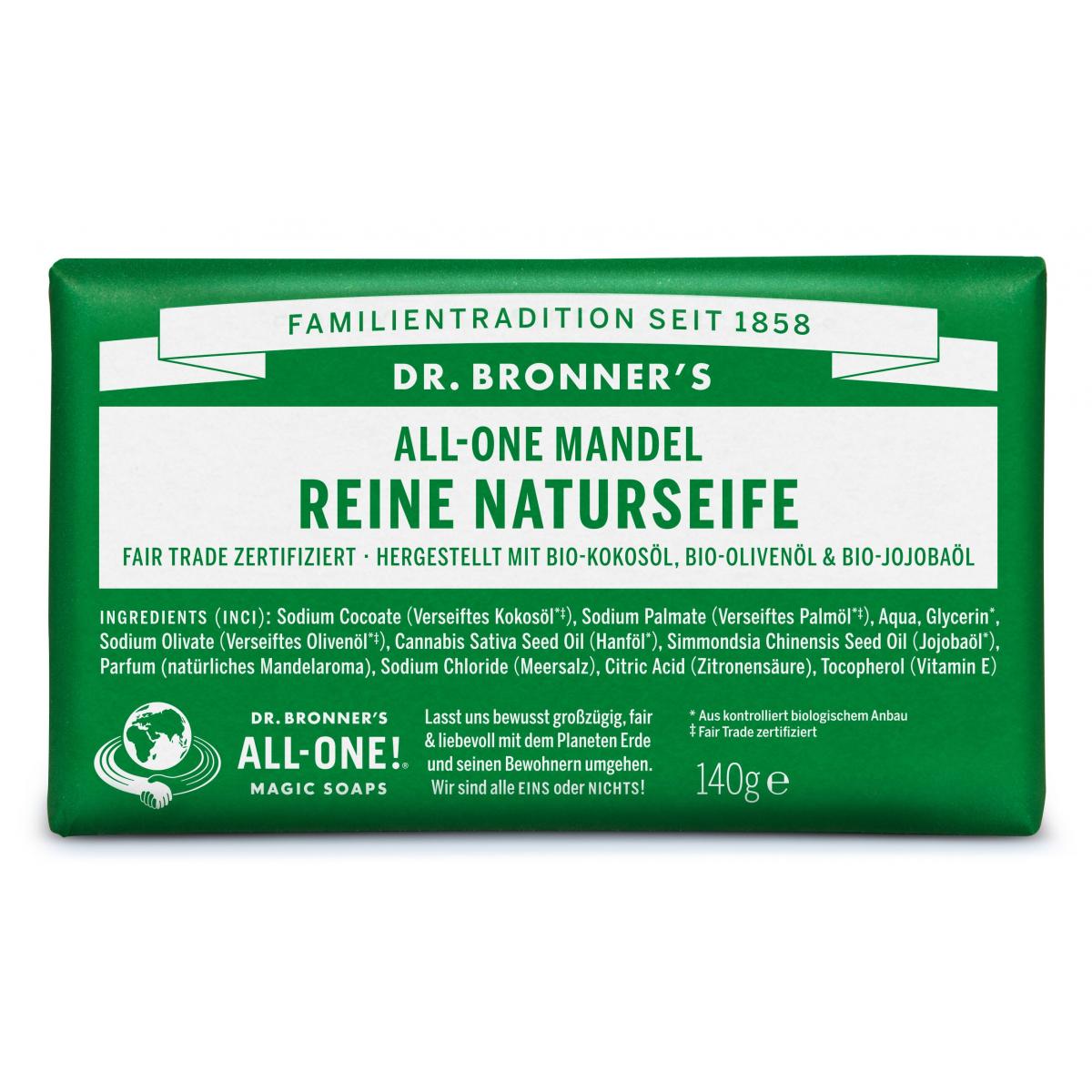 Dr. Bronner Seife Mandel