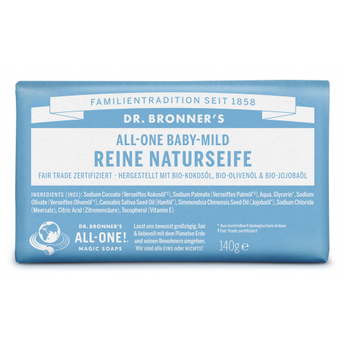 Dr. Bronner Seife Neutral Mild