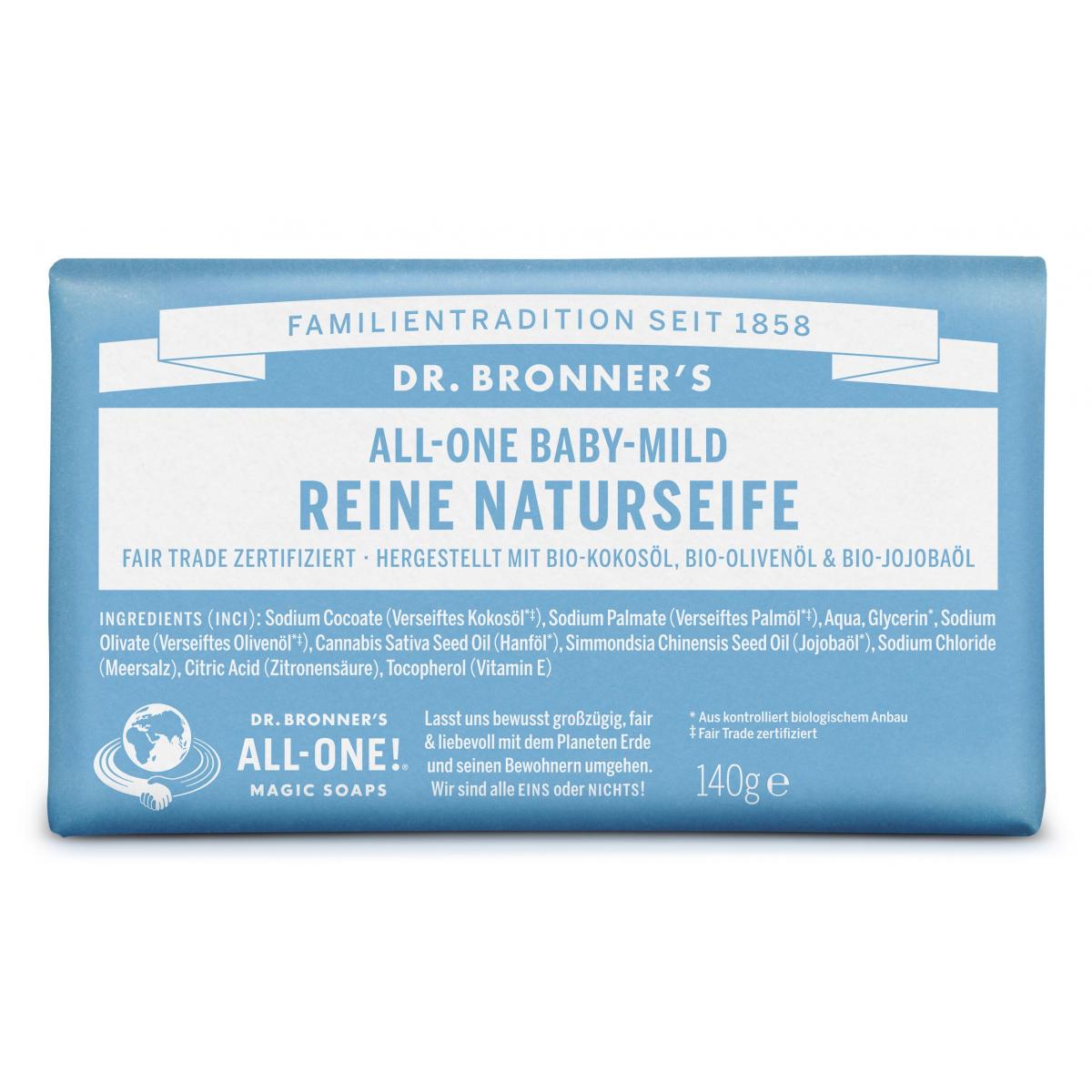 Dr. Bronner Seife Neutral Mild