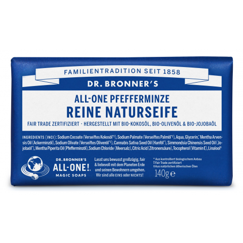 Dr. Bronner Seife Pfefferminze