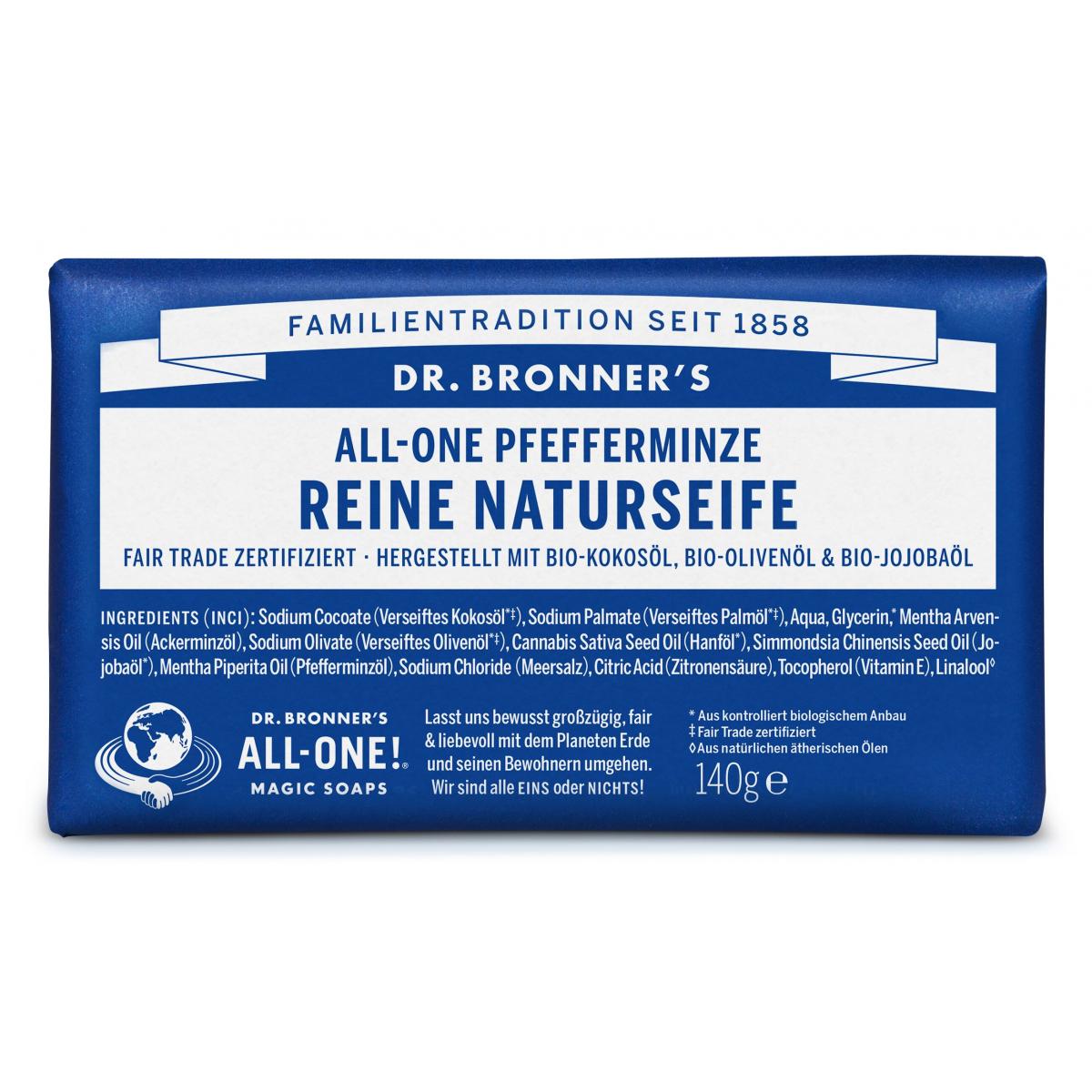 Dr. Bronner Seife Pfefferminze