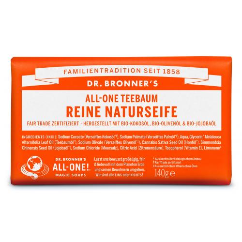 Dr. Bronner Seife Teebaum