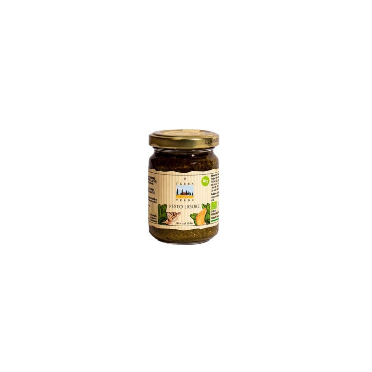 Pesto Ligure Basilikumpesto