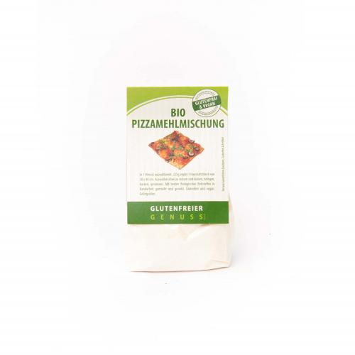 Bio Pizzamischung 225g, 1 Haushaltsblech
