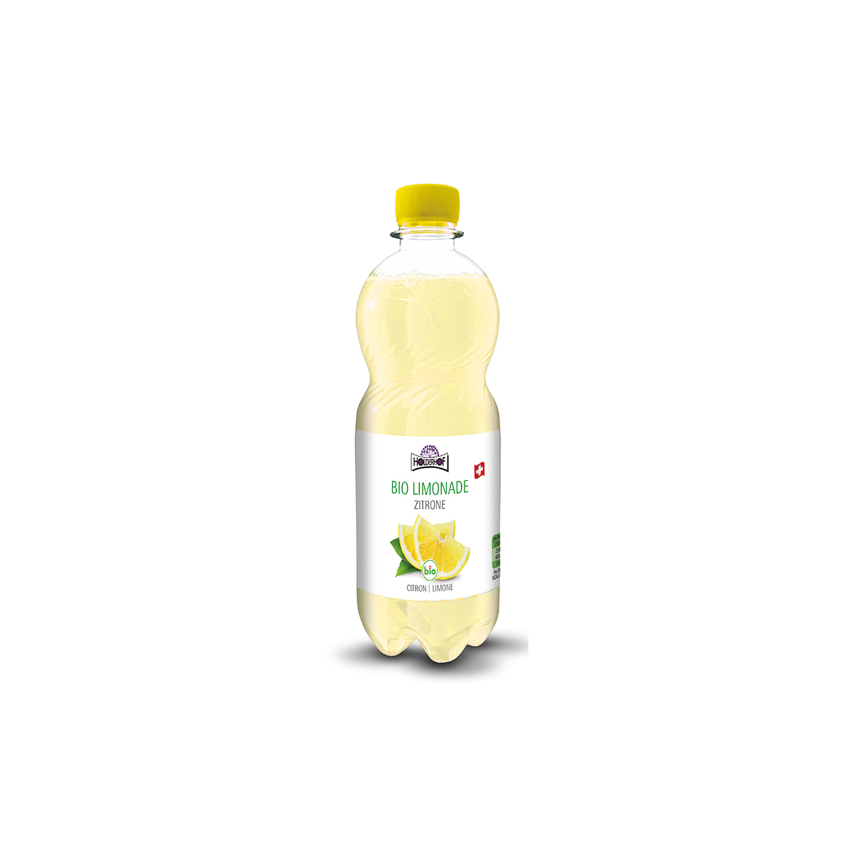 Bio Zitronenlimonade Holderhof