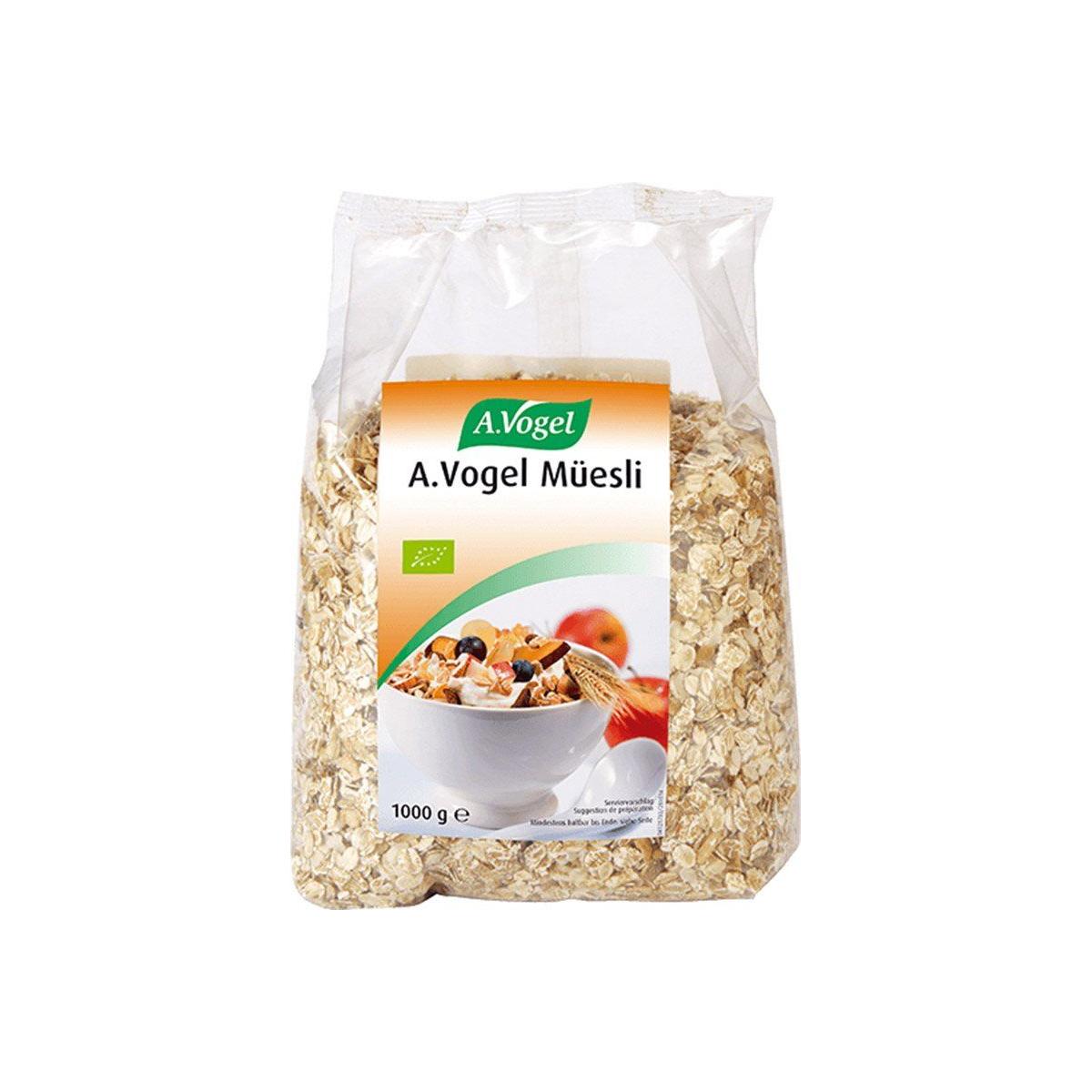 Vogel Müesli ohne Zucker 1 kg