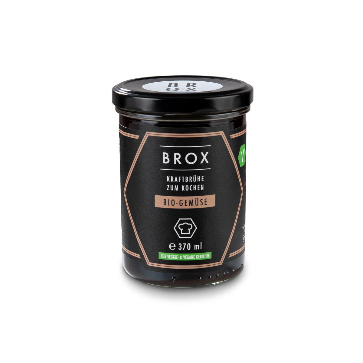 BROX Bio Gemüse Kraftbrühe