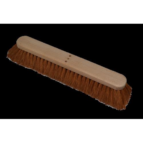 Bodenwischer flach, Kokos gestanzt 40cm