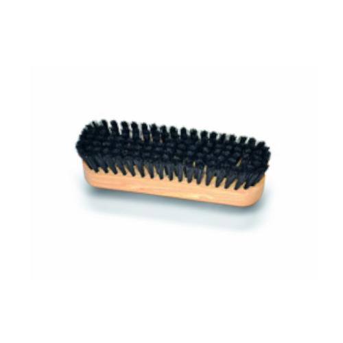 Kleiderbürste Borstenmischung schwarz 17cm