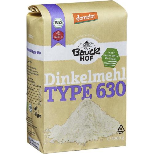 Dinkelmehl Halbweiss Type 630