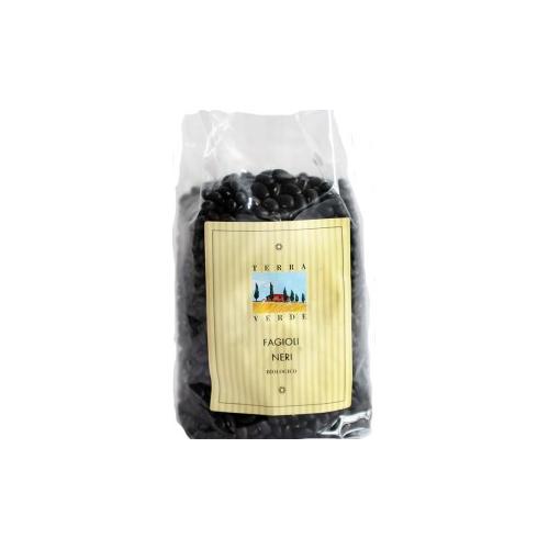 Schwarze Bohnen aus Italien